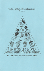 How To Eat Like A Child program cover